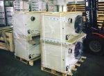 Газовый воздухонагреватель подвесной на складе 40 кВт