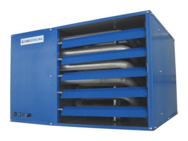 Газовый воздухонагреватель EUGEN S подвесной