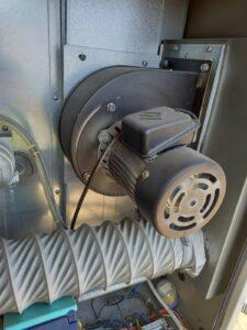 Запчасти для газового воздухонагревателя EUGEN S в наличии