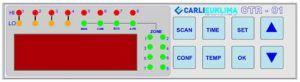 Климатический контроллер для инфракрасных обогревателей