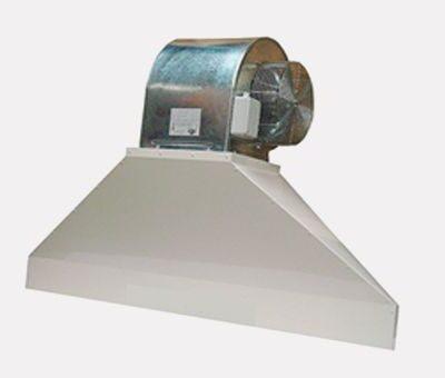 Воздушная завеса Euwind Compact