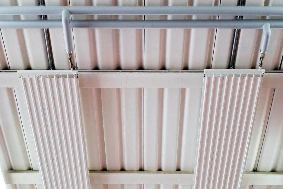Отопление пожароопасных помещений - carlieuklima
