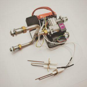 Мультиблок с рампой и электродами для Euceramic
