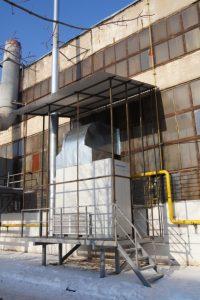 Воздухонагреватель газовый стационарный Carlieuklima