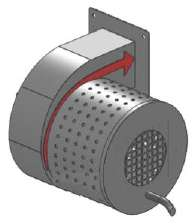Вентилятор центробежный EUGEN S