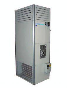 Газовый теплогенератор воздушного отопления купить у производителя