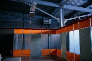 Купить теплогенератор газовый Carlieuklima Италия